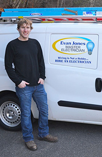 Eric Wotton | Evan Jones Master Electrician