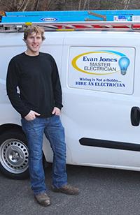 Eric Wotton | Evan Jones Master Electrician