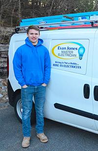 Josh Shaw | Evan Jones Master Electrician