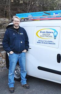 Wes Jones | Evan Jones Master Electrician